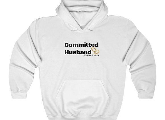 Unisex Heavy Blend Committed Sweatshirt