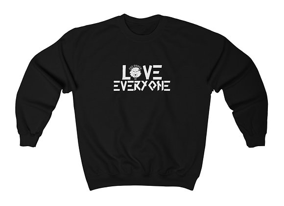 Unisex LOVE EVERYONE Crewneck Sweatshirt