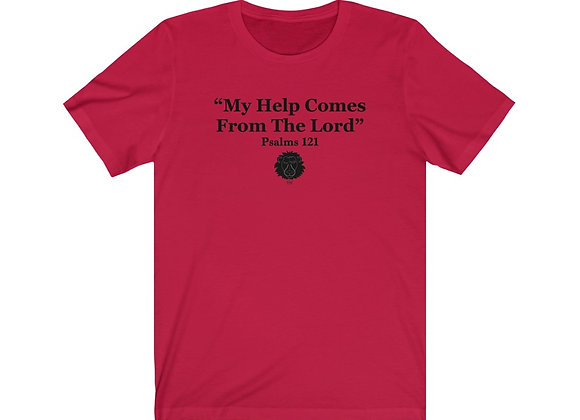 Unisex Faith Jersey Short Sleeve Tee (Colors)