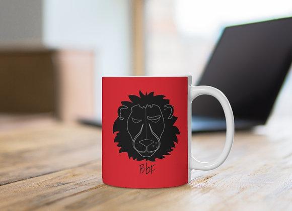 Red BbF Mug