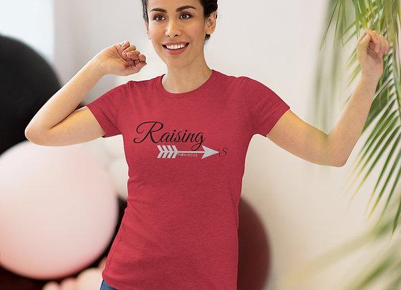 Raising Arrows Women's Triblend Tee (4 Colors)