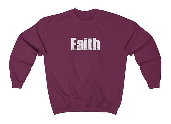 Unisex Faith Sweatshirt