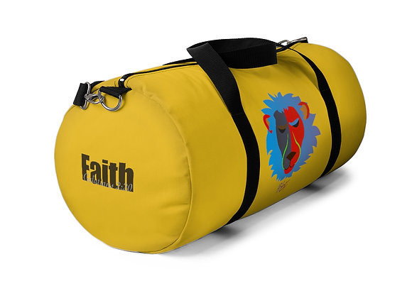 Duffel Bag Yellow