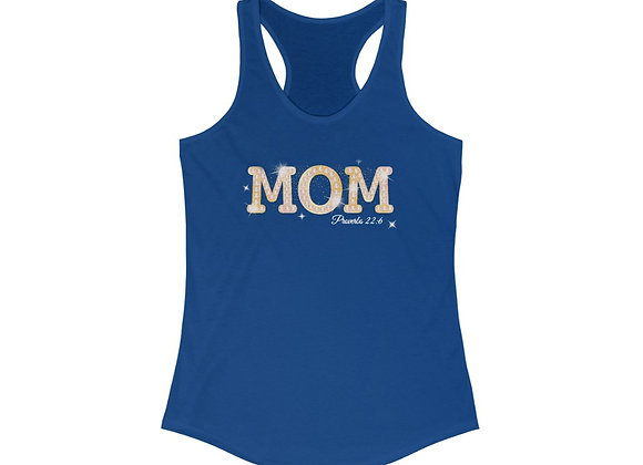 Mom's Ideal Racerback Tank