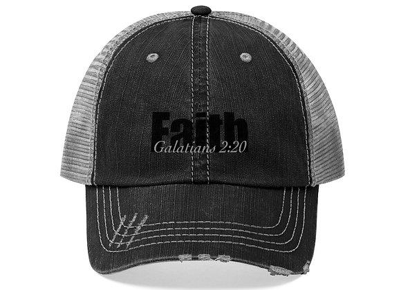 Faith Unisex Trucker Hat (3 Colors)