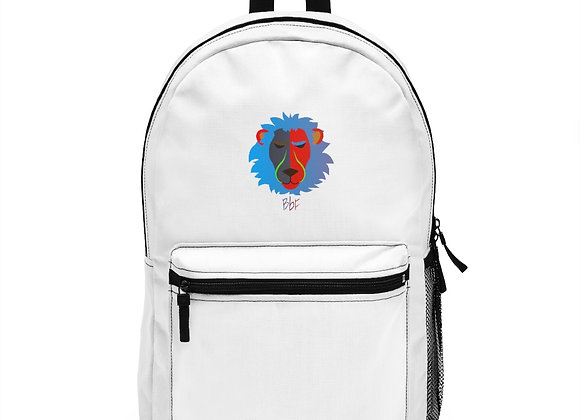 BbF Backpack White