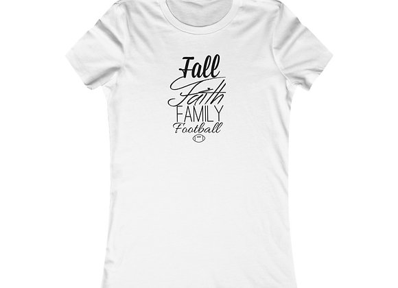Fall Women's Favorite Tee