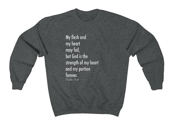 Unisex God Forever Sweatshirt