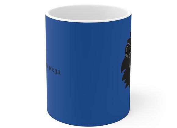 Dark Blue BbF Mug