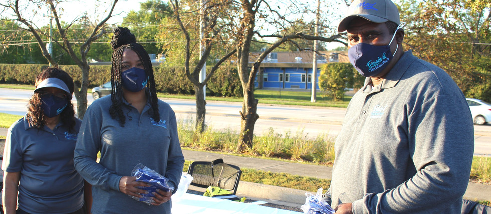 FOUNDATION PARTICIPATES IN NATIONAL NIGHT OUT