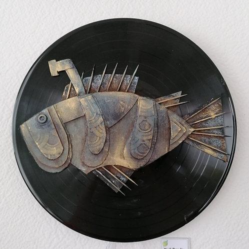 Vinyle home déco poisson