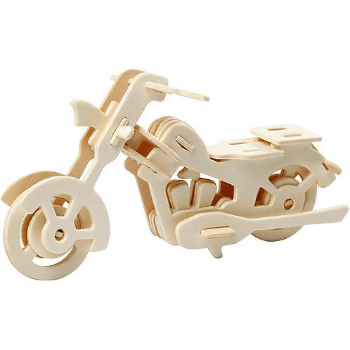 PUZZLE 3D MOTO