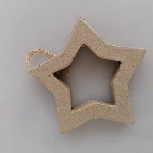 Étoile 9cm