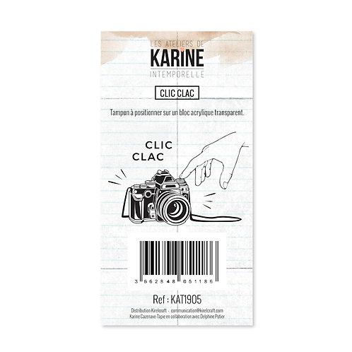 TAMPON CLIC CLAC