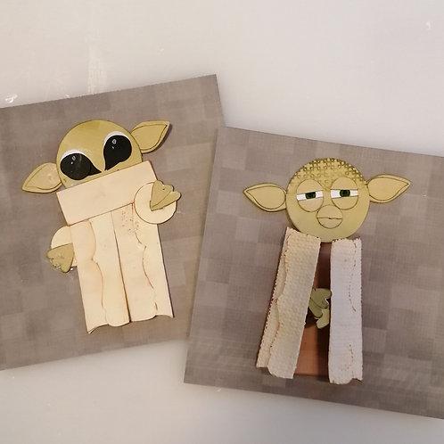 Potion créative Yoda
