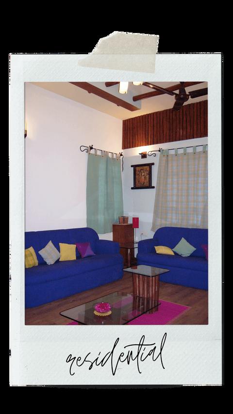 Seju & Saurin Shah's Residence
