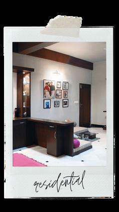 Pinki & Savan Godiawala's Residence