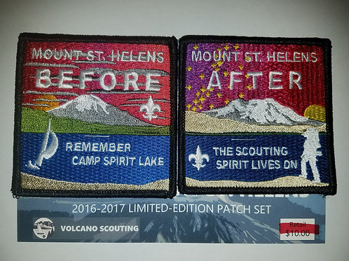 Before-After Patch Set