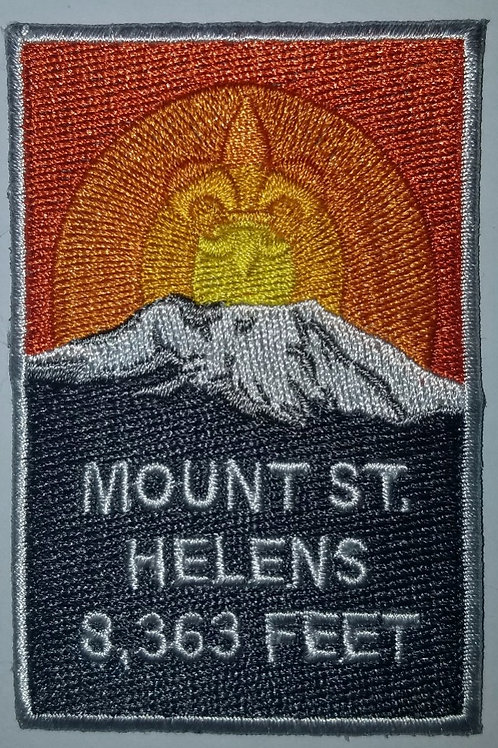 Mount St. Helens Patch