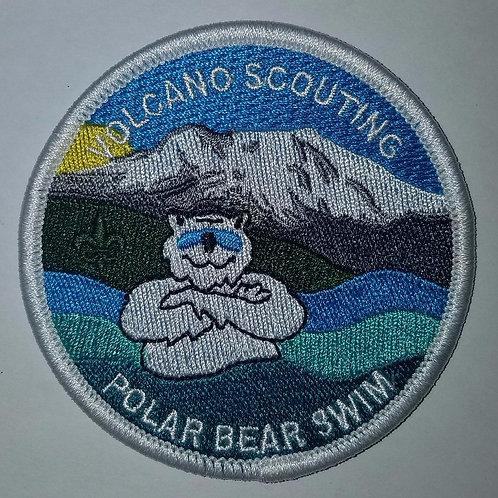 Polar Bear Swim Patch