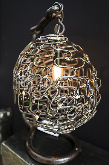 Lampe ressorts