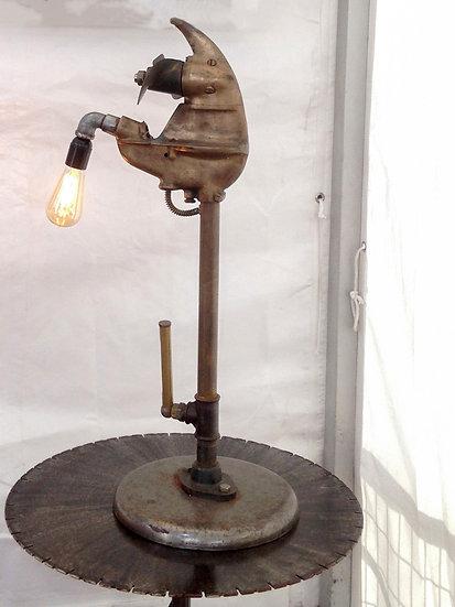 Lampe embase de moteur de bateau hord bord laiton
