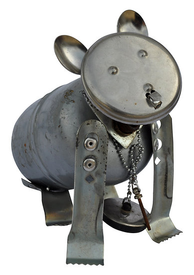 "Sculpture ""la petie bestiole"""