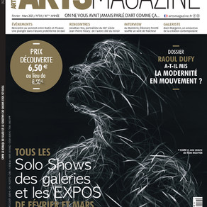 Arts Magazine n°134 - Février-Mars 2021