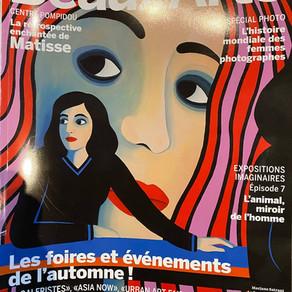 Beaux Arts magazine - novembre 2020