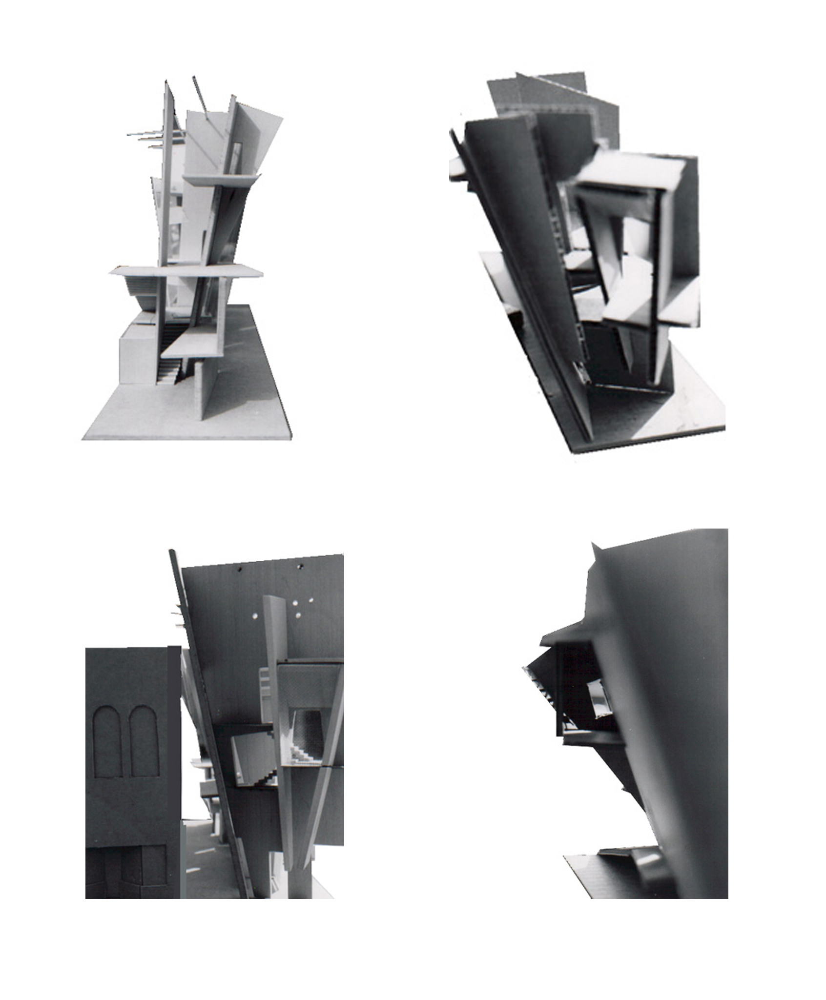 Architectural Model Views