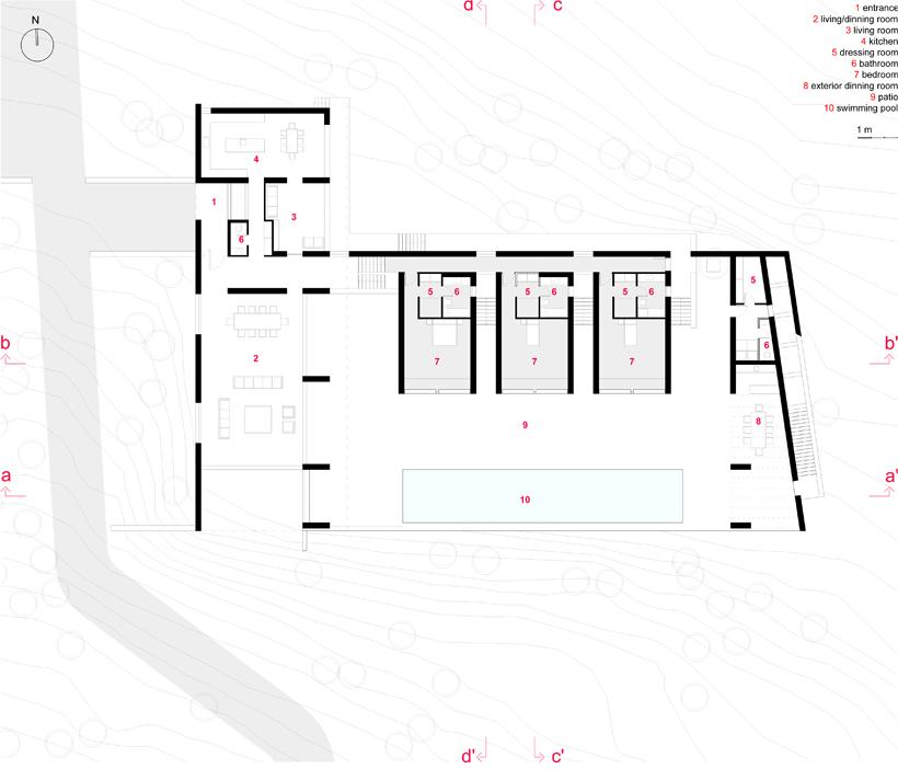House A_Plan
