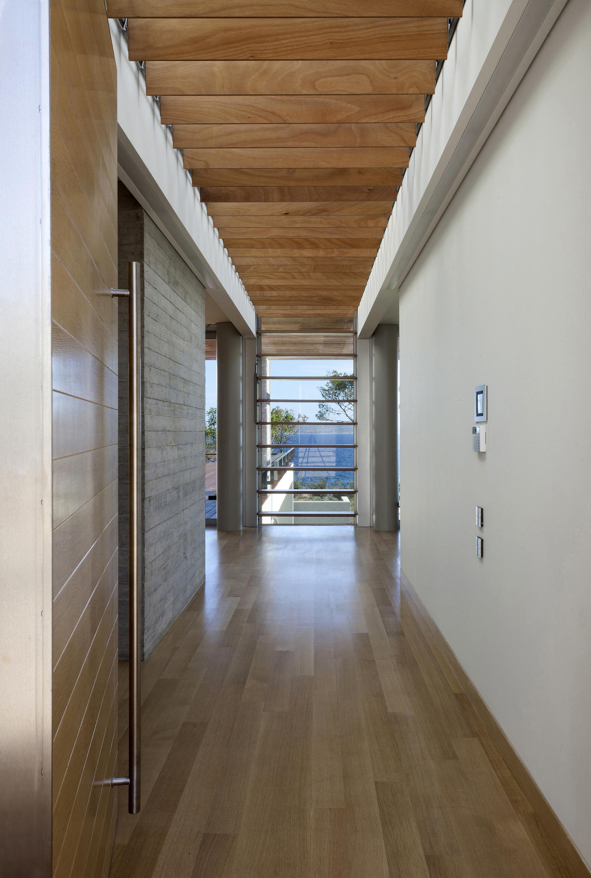 House B_Interior view