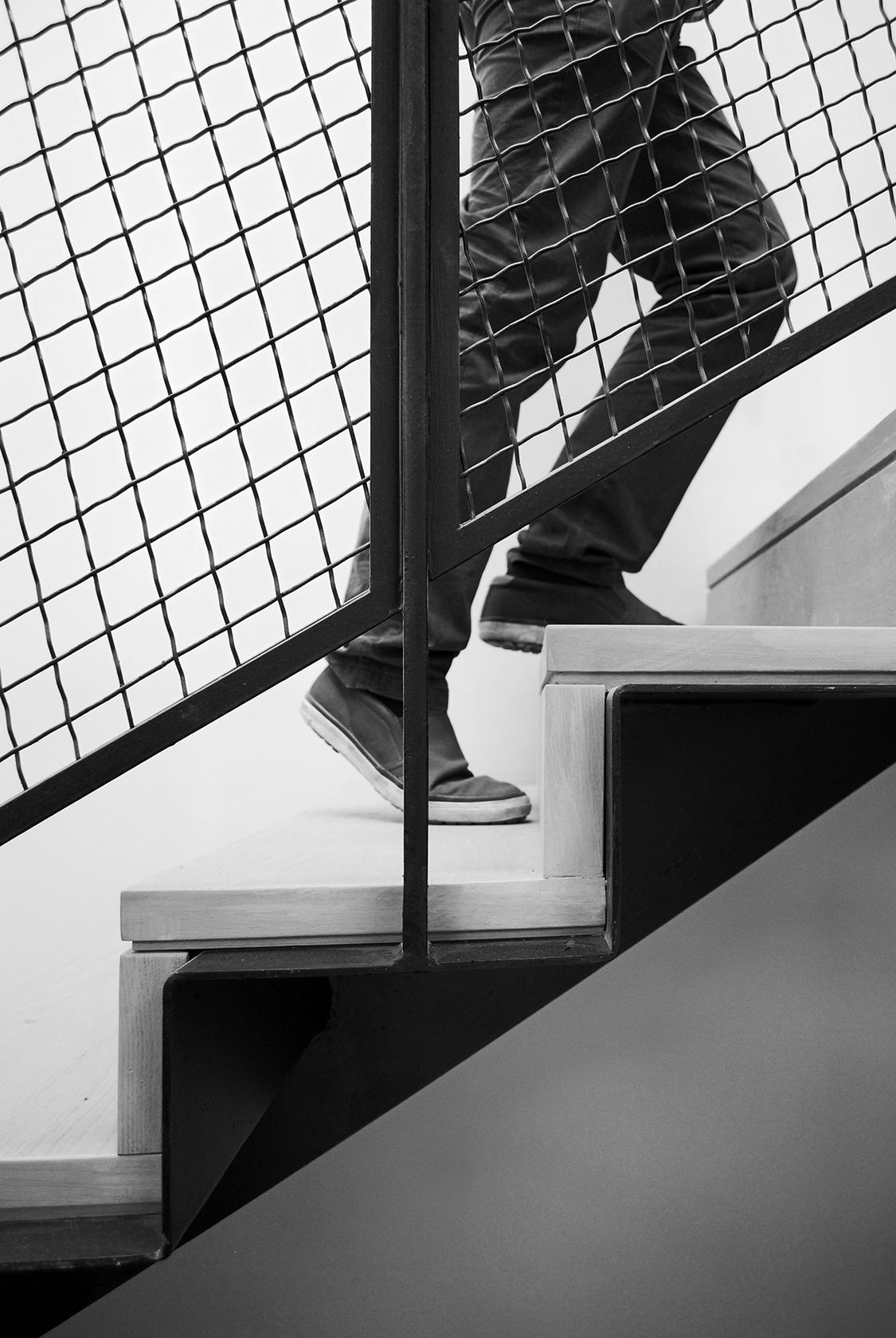 Λεπτομέρεια σκάλας