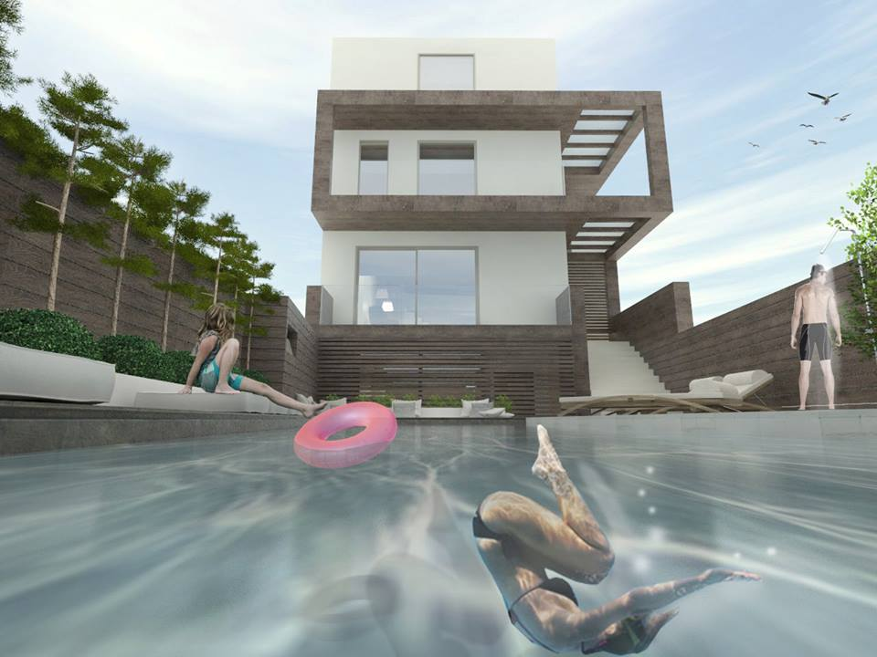 Pool View Rendering