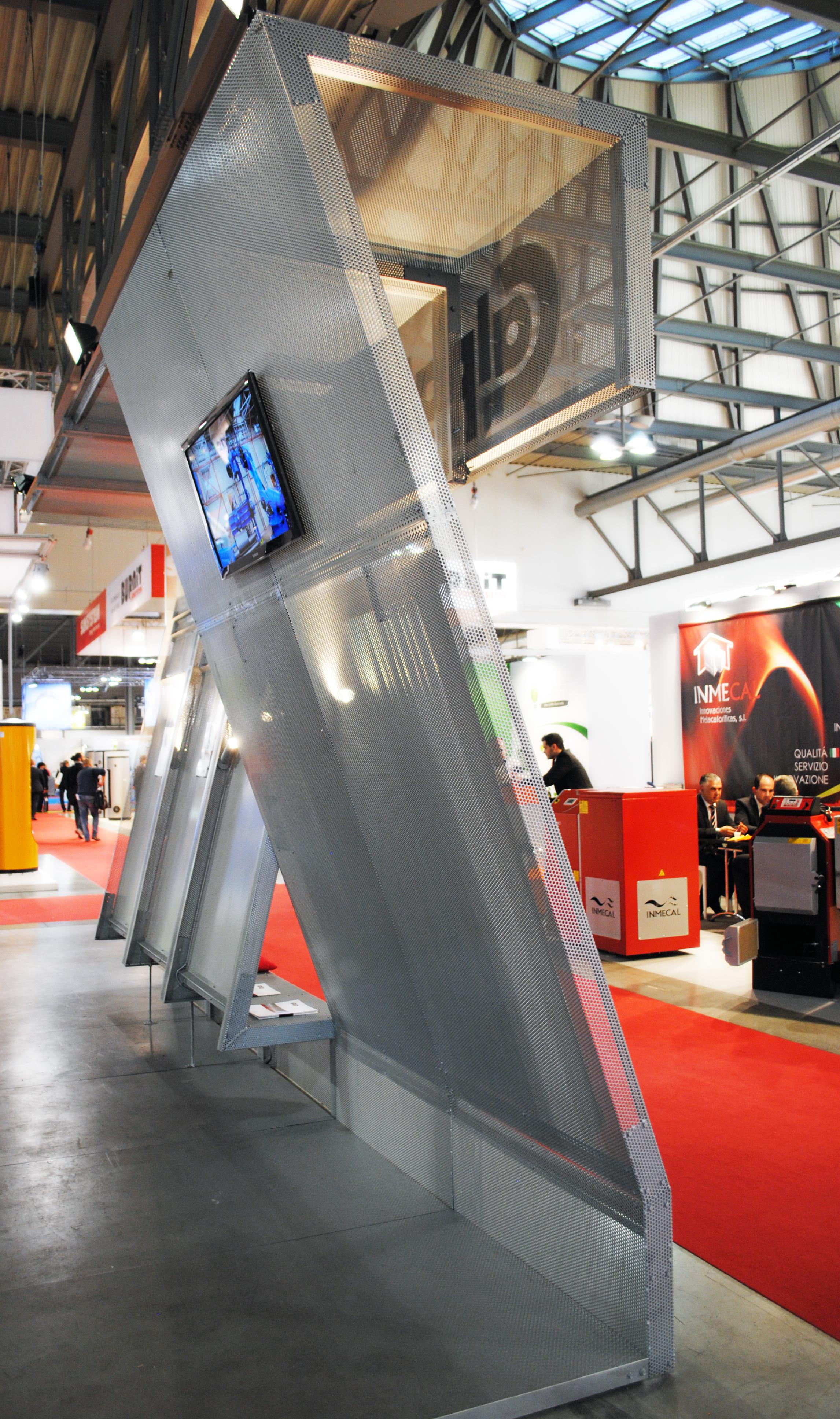 Exhibition Pavilion in Milan