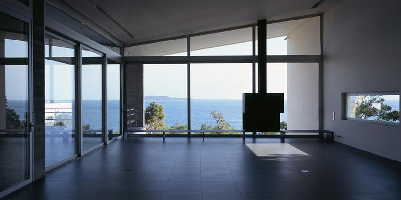 House A_Interior view