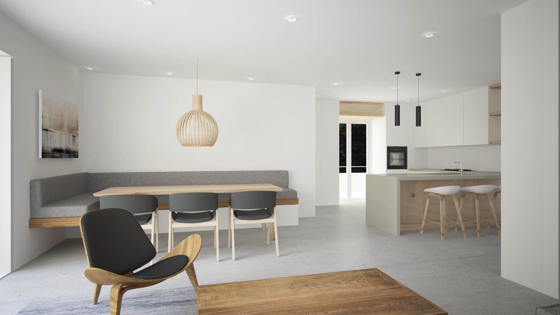 Ground floor dining room