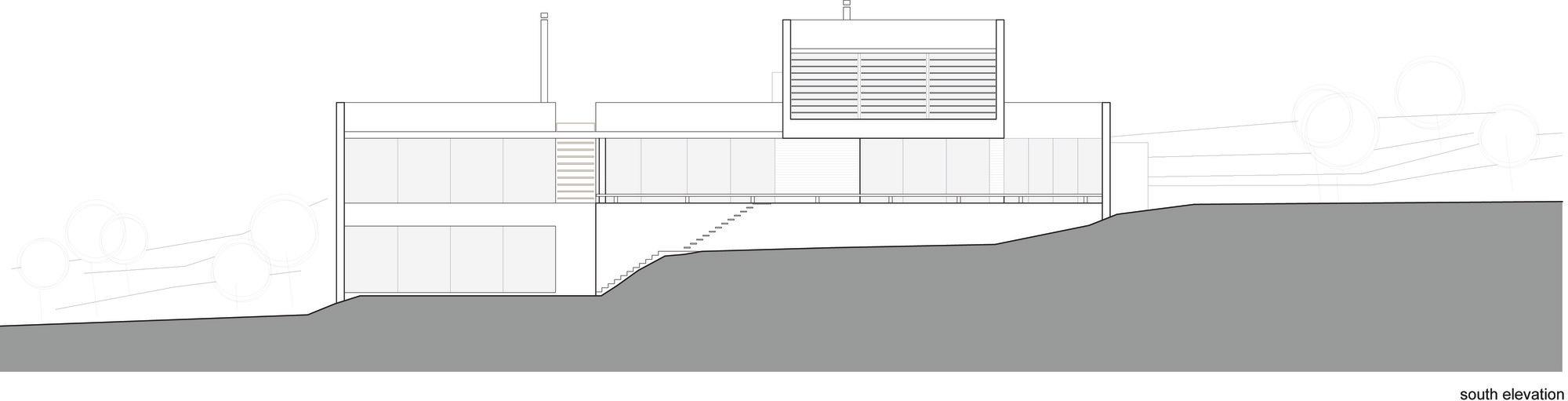 House B_Elevation