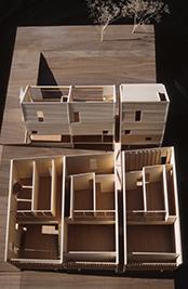 Architectural Model Detail