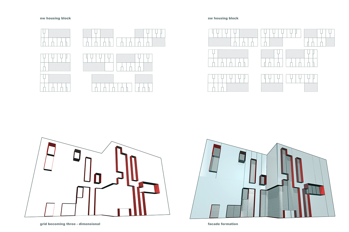 Housing Diagrams