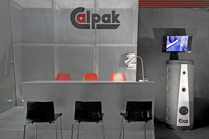 Exhibition Pavilion in Athens
