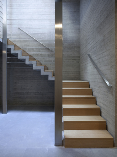 House B_Stairway