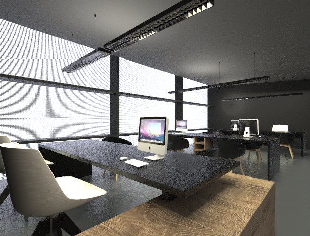 Offices interior