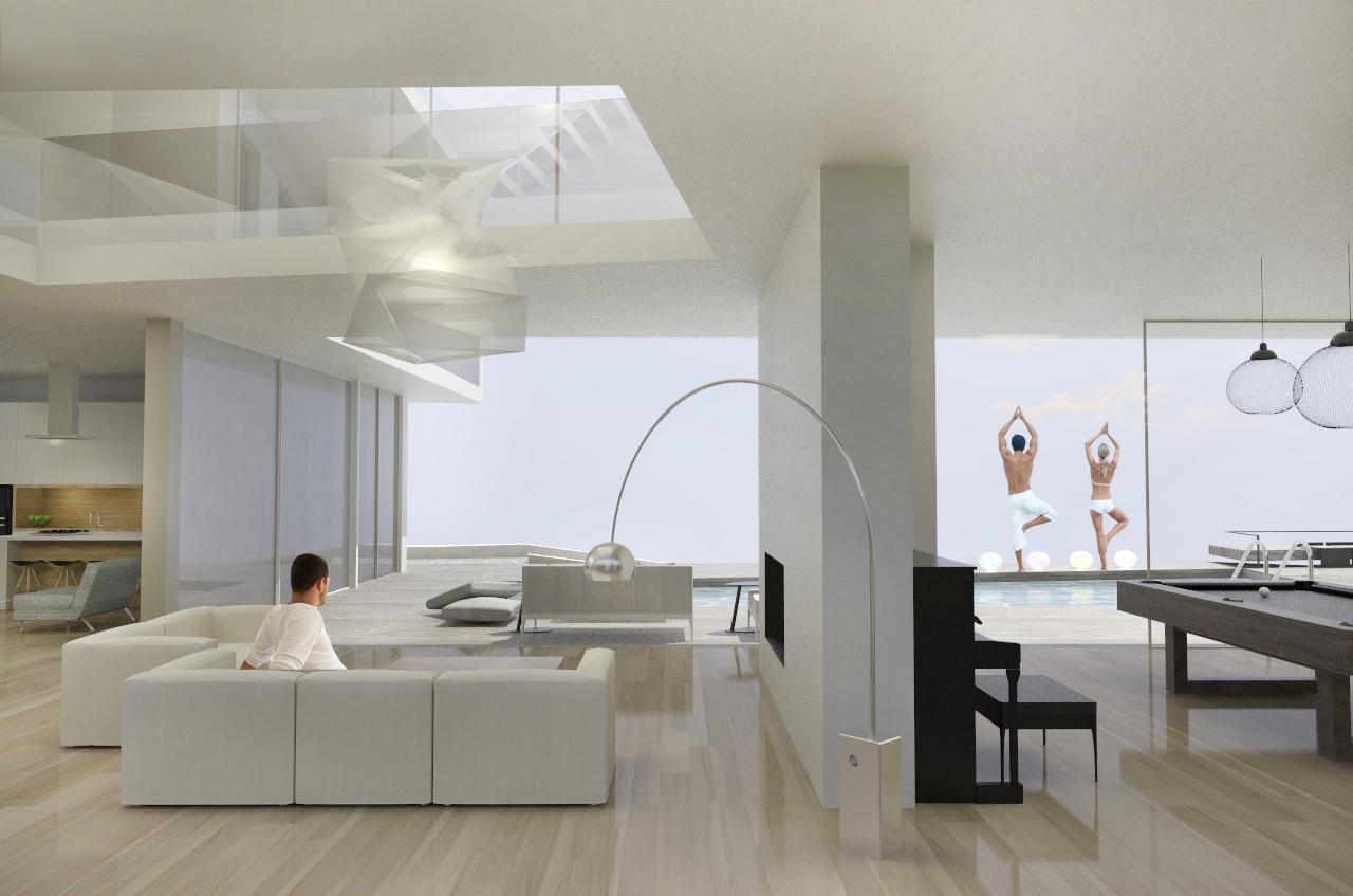 Living Room - Playroom
