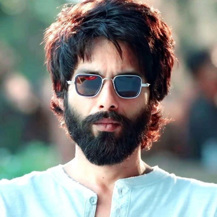 Kabir Singh Beared . Sahid Kapoor as Kabir Singh