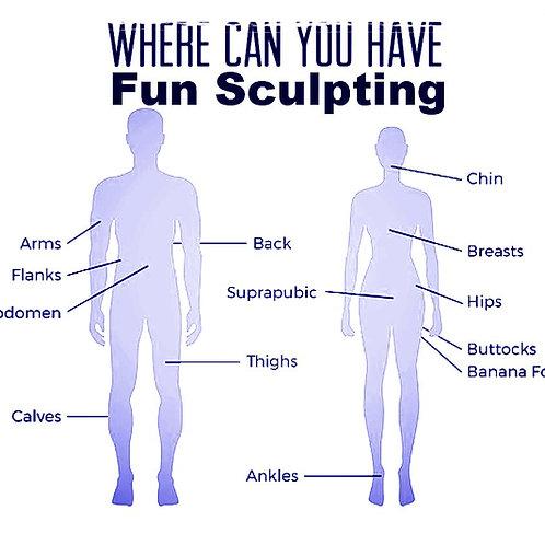 Fun Sculpting Deposit