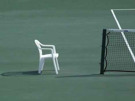 Автокресло-бай-зе-теннисный корт