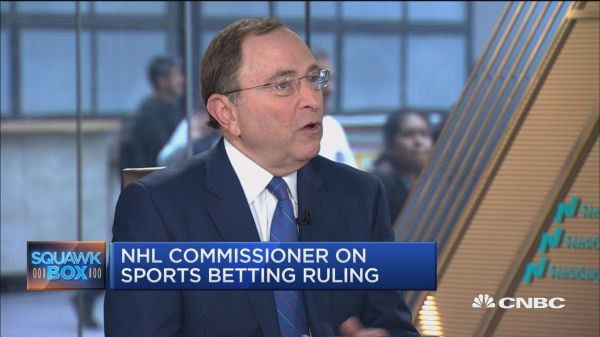 NHL and U.S. full steam ahead with sports gambling, but what about Canada?
