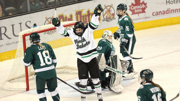 University of North Dakota cuts its women's ice hockey program: Title IX lawsuit ahead?