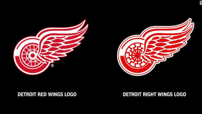 Can the Detroit Red Wings sue the Detroit Right Wings?